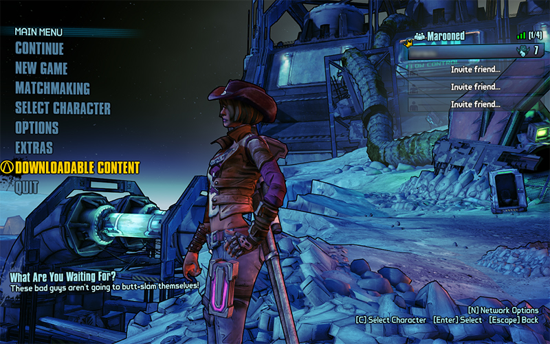 Borderlands: The Pre-Sequel: Wilhelm The Enforcer&#39-s action skill ...