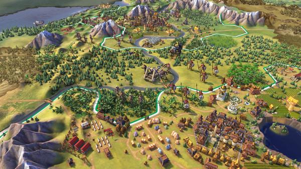 An Announcement About Civilization VI's Digital Deluxe