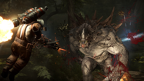 Evolve Game Mode Overview 2K Support - Power Relay Evolve