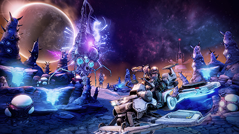 Android] Borderlands: The Pre-Sequel Known Issues – 2K Support