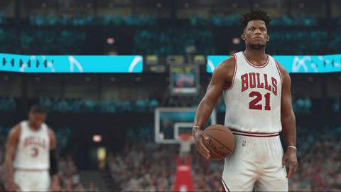 Blog NBA 2K17: How To Change Shoes In Different Modes